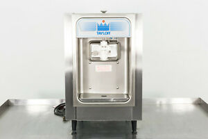 Used Taylor 152 12 Countertop Soft Serve Ice Cream Machine