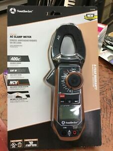 Southwire Tools Equipment 21510n Digital Clamp Meter New