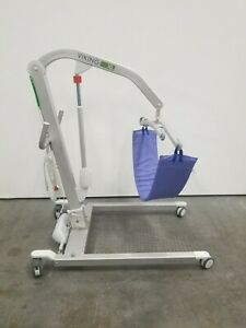 Hill rom Liko Viking Xl 660 Lbs Electric Patient Lift tested