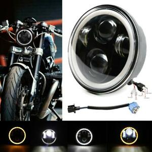Led 5 75 5 3 4 Motorcycle Projector Light Bulb Headlight For Bmw S1000rr Premium