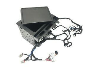 2015 2018 Chevrolet Gmc Center Console Electric Cooler Box W Harness New Oem