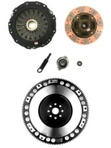 Competition Clutch Stage 3 Kit And Lightweight Flywheel For Subaru Wrx Sti Ej257