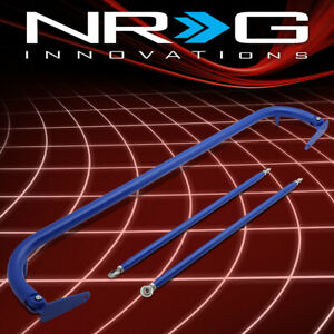 Nrg Hbr 002bl 49 Aluminum 4 point Safety Seat Belt Harness Bar Kit Replacement