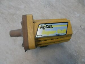 Older Accel Super Coil Ignition Coil Used 140001
