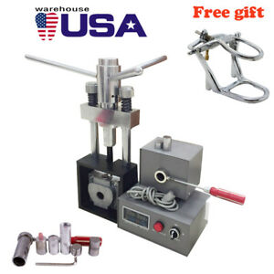 Us Dental Lab Flexible Denture Unit Machine Partial Injection System Articulator