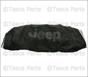 New Oem Spare Tire Anti Theft Cover 1997 2015 Jeep Wrangler 2002 2007 Liberty