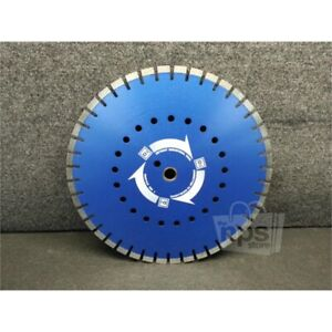 Detroit Industrial 95266 Heavyduty Cured Concrete Diamond Saw Blade 14 x 125 x1