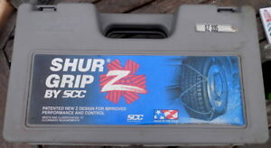 Shur Grip Z Sz 335 Chain Cable Abs awd 215 70r15 205 70r16 225 55r16 235 55r15
