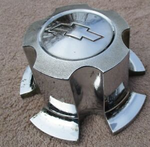 Chevy Camaro Chevelle Nova Ralley Rally Wheel Center Cap Nice Factory Metal