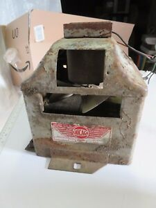 Vintage Antique Car Heater Made By Chicago