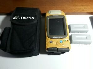Topcon Gms 2 Gnss Data Collector Positioning System Gps Bluetooth 395 00473