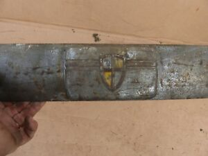 1936 Desoto Bumper Emblem Dodge Plymouth Chrysler 1939 1940 1941 Project 1942