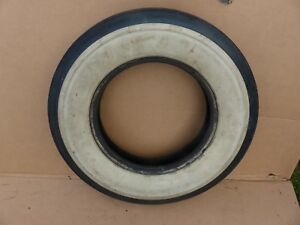 Vintage White Wall Tires 6 50 16 Packard Chrysler 1939 1947 Other Project 33
