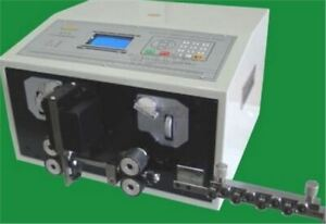 Swt508 e Computer Wire Peeling Striping Cutting Machine Lcd Display 0 1 0 8 M Hr