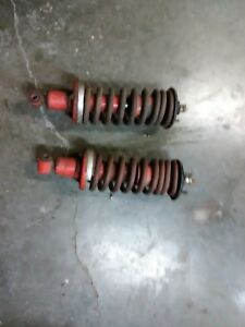 Triumph Spitfire Gt6 Front Koni Shocks With Springs