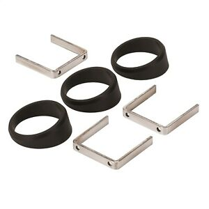 Autometer 2234 Angle Ring Mount Cup Mounting Solutions Universal Fit