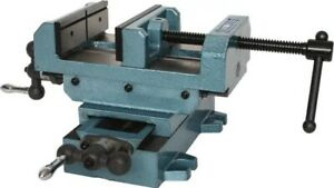 Wilton 6 Cross Slide Drill Press Vise Cast Iron 11696