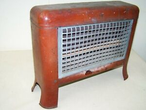 Old Electric Heating By Siemens Heater
