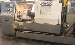 Hardinge cobra 65 Cnc Turning Center