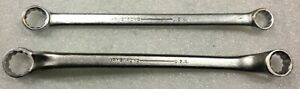Armstrong Double Box End Wrench Various Sizes And Offsets Sae Only
