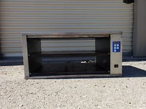 Prince Castle Dhb p1a Holding Station Bin Cabinet Countertop Food Warmer