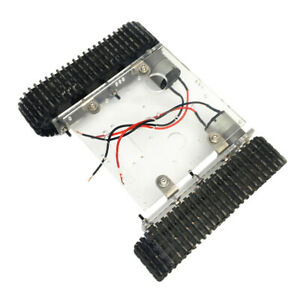 Diy Assembly 33gb520 Motor Tank Car Chassis Kits For Arduino Learning Kits