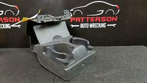 2003 Dodge Ram 1500 Dash Cup Holder Dark Slate Gray Interior Trim Code Dv