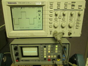 Huntron Tracker 2000 Fully Tested Service Manual Electronic Components Tester