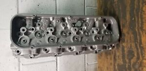 3904391 Big Block Chevy Head G 9 6 Date Early 1967 427 396