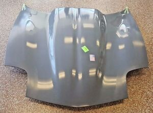 97 04 Corvette High rise Hood U s Made
