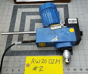Ika Rw 20 Dzm Digital Mechanical Overhead Stirrer Mixer 100 115v 2