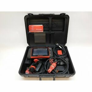 Snap on Tools Eesc318 Solus Ultra Full function Scan Tool 15 4