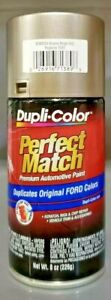 Duplicolor Bfm0354 Perfect Match Touch Up Paint Ford Arizona Beige 8 Oz Aerosol