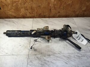 1989 1994 Ford Ranger Explorer Bronco Ii Steering Column Assy W Key