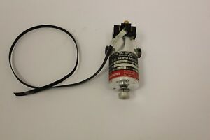 Dynetic Systems D c Servo Motor 509096a W Optical Encoder