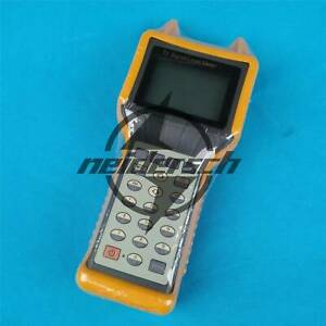 New Ry s200d Tv Signal Level Meter Catv Cable Testing 5 870mhz Mer Ber