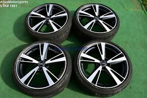 19 Audi Rs3 Factory Oem Genuine Arm Blade Bbs Wheels Tires S3 Staggered 2018