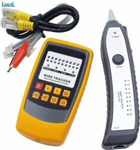 Automotive Car Cable Wire Tracker Short Open Circuit Finder Tester Tracer