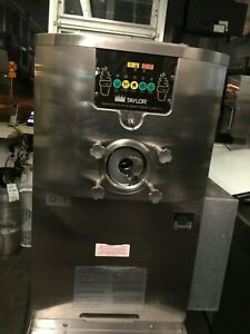 Taylor Ice Cream Machine C706 27 Air Cooled 1 Phase Pump 2003 Soft Serve