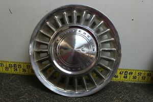 Oem Ford Single 15 Hub Cap Wheel Cover 633 C7sz1130a 1967 Thunderbird 845