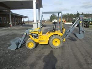 2014 Terramite T5c Compact Loader Backhoe 2wd Gas