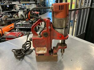 Milwaukee 4270 20 Magnetic Drill Press Electromagnetic Drill Press