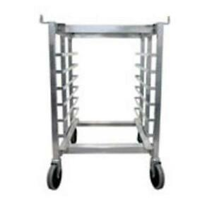 Cadco Ost 34a Half Size Heavy Duty Oven Stand