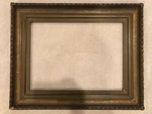 Antique 19th Century Style 20x15 American Hudson River Picture Frame C 1920s