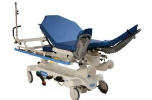 Hill Rom P8050 Obgyn Hospital Medical Stretcher