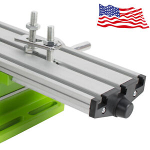 High Quality Cross Sliding Table Vise For Diy Lathe Bench Drill Milling Machine