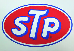 Stp Vinyl Decal Sticker Rat Rod Nhra Race Super Chevy Vintage Cars Ford