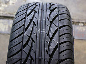 2 New 205 55 16 Doral Sdl A Performance Sport Touring 45k Mile Tires By Sumitomo