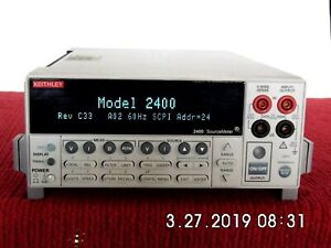 Keithley 2400 Sourcemeter 200vdc 1a 20w