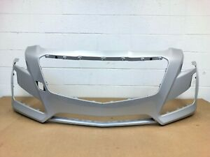 2014 2015 2016 2017 2018 Cadillac Cts Front Bumper Cover 22753175 4